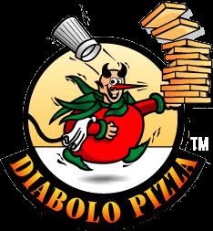 Logo Diabolo Pizza