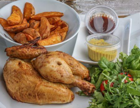 poulet-grillée