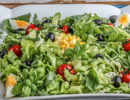 salade-mixte